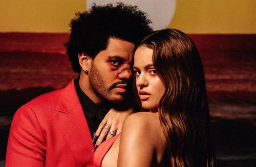 Rosalía s'associe à The Weeknd pour une nouvelle version caliente...