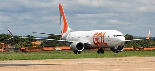 Un premier vol commercial d'un 737 Max a décollé du Brésil