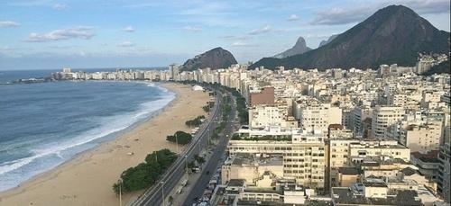 Brésil : à Rio, il n'y a jamais eu aussi peu de déchets après un...