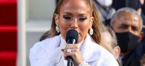 «Justicia para todos» : le message puissant de Jennifer Lopez à...