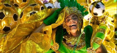 C'est officiel, le carnaval de Rio n'aura pas lieu cette année