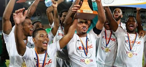 Coupe de France : le Club franciscain (Martinique) viendra...