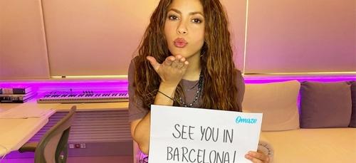 Shakira et Gérard Piqué vous invitent à un double rendez-vous avec eux