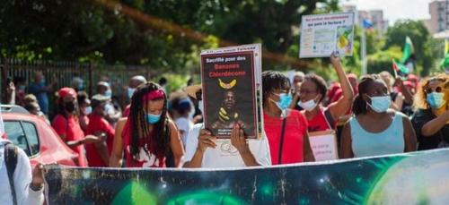 Scandale du chlordécone : manifestation monstre en Martinique