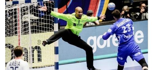 Handball : Alfredo Quintana, le gardien du Portugal, est mort