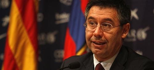 """""""BarçaGate"""" : l'ancien président du FC Barcelone, Josep Bartomeu,..."""