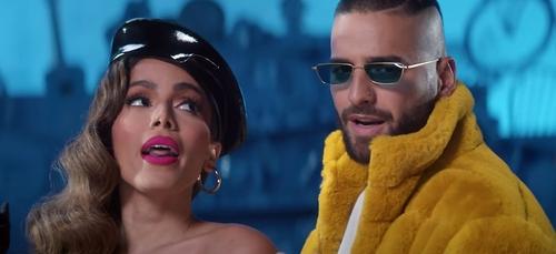 """Wisin dévoile un remix de """"Mi Niña"""" avec Myke Towers, Maluma et..."""