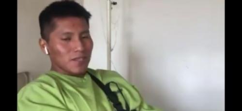 Un jeune bolivien échappe par deux fois à la mort (vidéo)