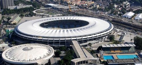 Brésil: le stade Maracana à Rio de Janeiro va changer de nom