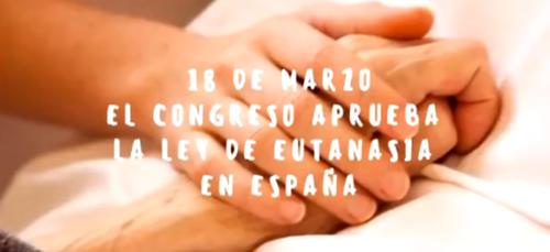 L'euthanasie légalisée en Espagne (vidéo)