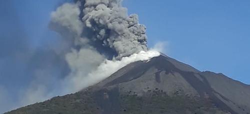 Les volcans Pacaya et Sangay se réveillent au Guatemala et en Équateur