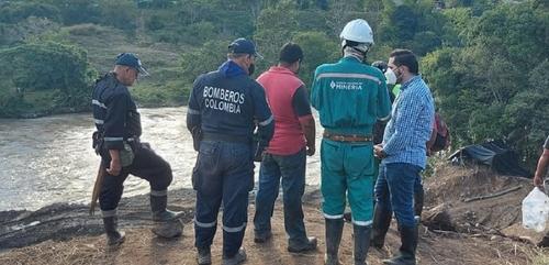 Les corps de 11 mineurs d'or remontés à la surface en Colombie