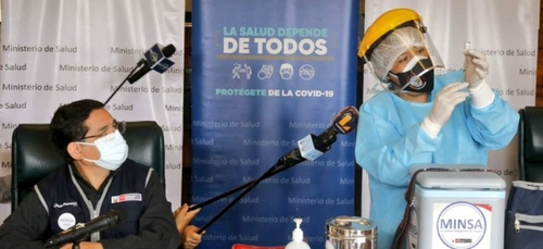 Pérou: une enquête ouverte sur de possibles fausses vaccinations...