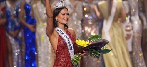 Miss Mexique sacrée Miss Univers 2021 (vidéo)