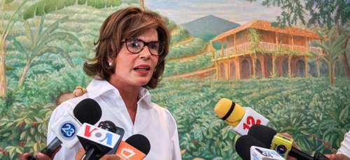 Nicaragua: l'opposante à Ortega, Cristiana Chamorro, assignée à...