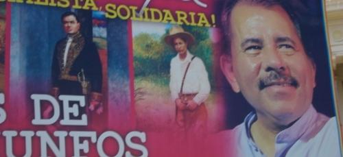 Nicaragua: le gouvernement accuse les opposants arrêtés d'être à...