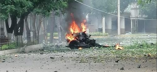 Colombie: une quarantaine de blessés après une attaque à la...