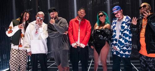 "Karol G, Nicky Jam et J Balvin rejoignent le remix de ""Poblado"""