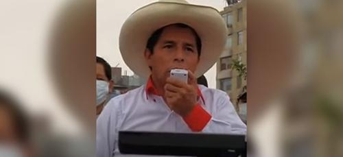Présidentielle au Pérou : Pedro Castillo en tête à la fin du...