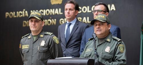 Six tonnes de cocaïne saisies en Colombie (vidéo)