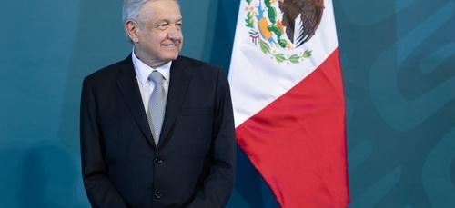 Mexique : le président distribuera chaque semaine les bons et...