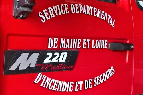 En Maine-et-Loire, les sapeurs-pompiers manquent de moyens humains...