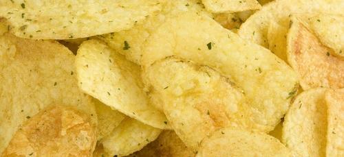 Des chips au goût de... Noël !