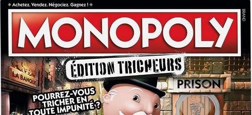 """Le Monopoly """"spécial tricheurs"""" existe !"""