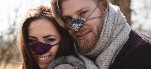 La nouvelle tendance Mode Hiver 2018/2019 est... le bonnet de Nez !...