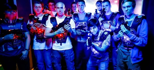 Laser Game et DJ à l'espace Games de Laval le Vendredi 12 Avril !