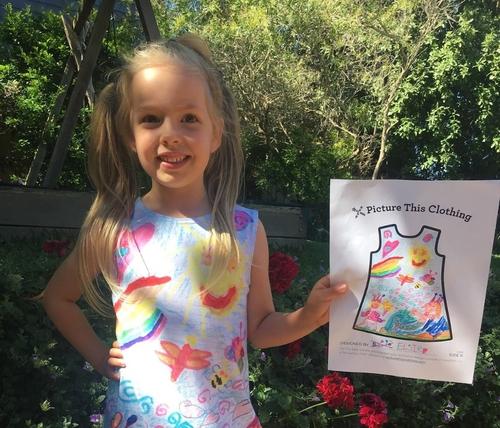 La bonne nouvelle du jour :  Imprimer les dessins de vos enfants...