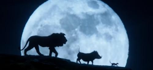 Un nouveau trailer pour la version Live du Roi Lion !