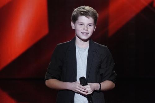Craon : Timéo en demi-finales de The Voice Kids !