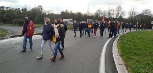 """Manifestations pour l'urgence sociale : """"On est plus qu'inquiet..."""