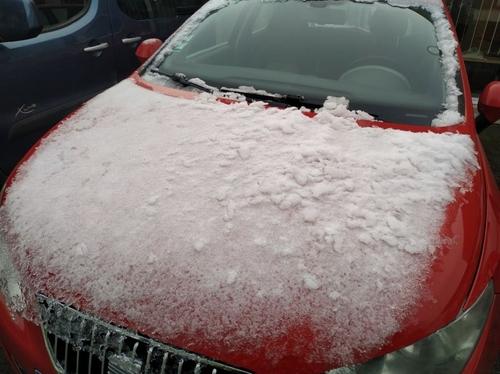 Météo : on prend la neige, et on recommence !