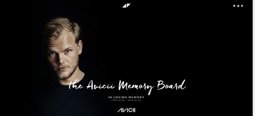 Avicii aura son memorial à Stockholm !