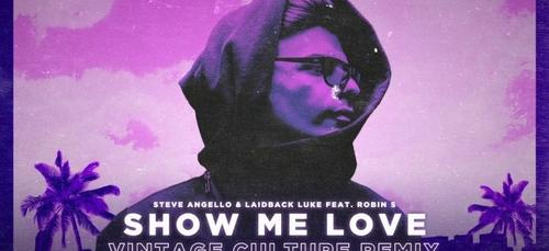 Coup de cœur FG: 'Show Me Love' version Vintage Culture