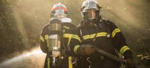 Incendie à Saint Martin des Besaces : trois sapeurs pompiers blessés