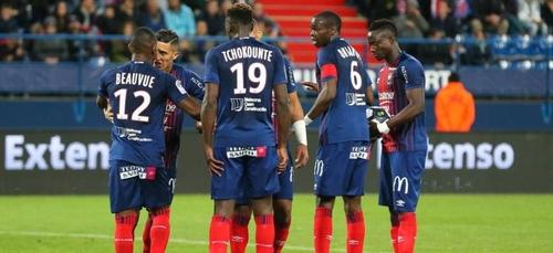 Ligue 1 - Caen/Guingamp : découvrez les notes de la radio