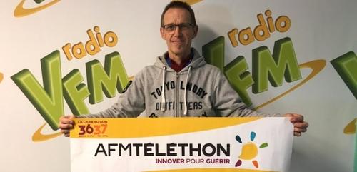 DEFI CYCLISTE TELETHON 2018