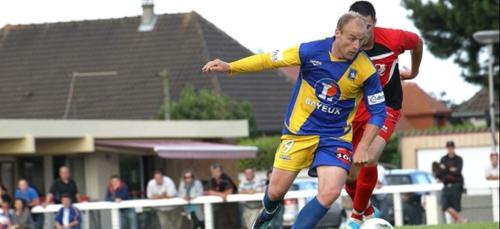 Jonathan Tendron de retour au Bayeux FC !