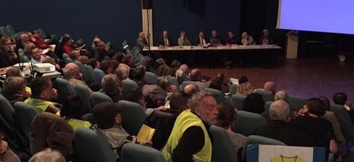 Les gilets jaunes s'invitent au conseil municipal !