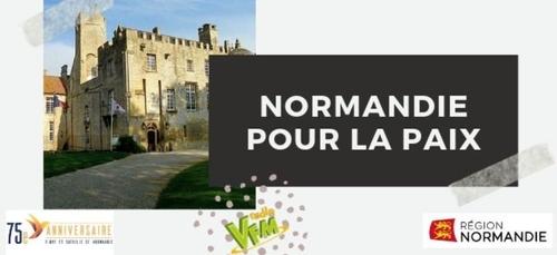 Normandie Pour La Paix Sur Radio VFM