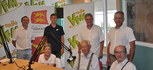 75 Ans Après Ce Samedi Sur Radio VFM