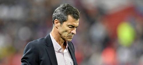 SM Caen : Almeida écarté !