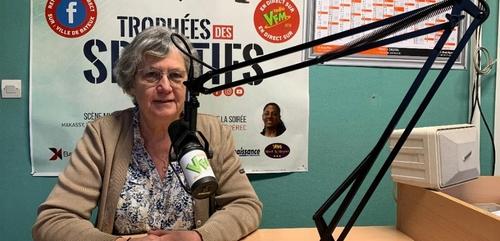 Annie Bihel invitée de Radio VFM