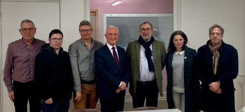 Serge Couasnon rejoint Pascal Martin !
