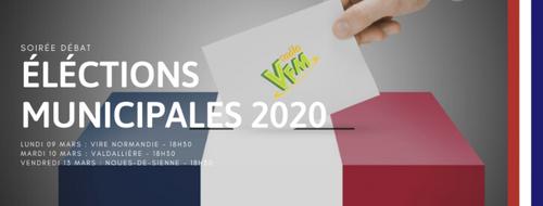 Éléctions Municipales 2020