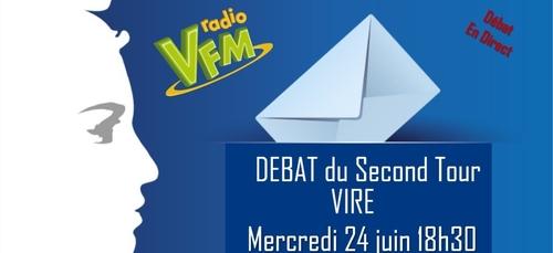Election second tour des municpales Vire