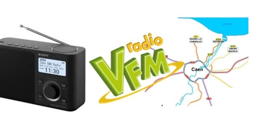RADIO VFM arrive sur CAEN !